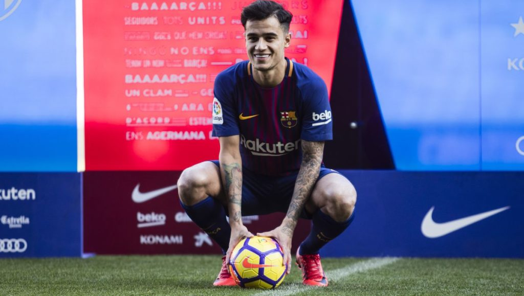 Coutinho at Friendly Matches