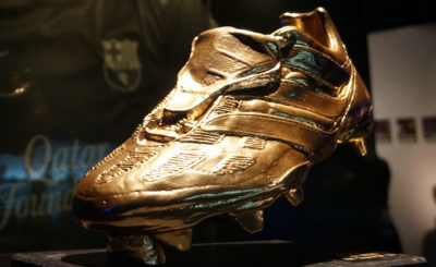 European Golden Shoe