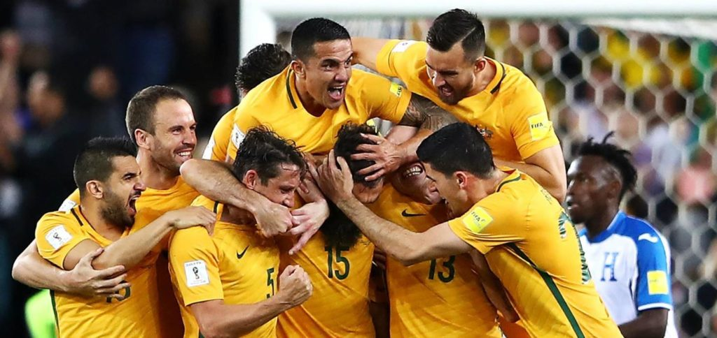 World Cup 2018: Australia football
