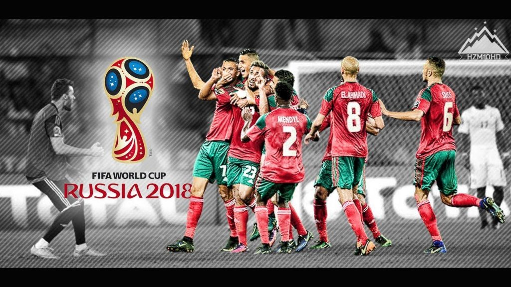 World Cup 2018 Morocco