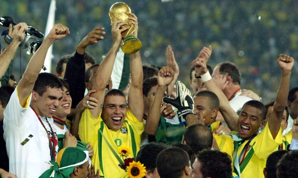 World Cup won by brazil