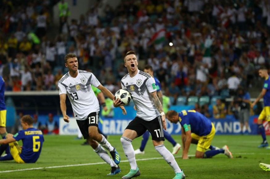 World Cup 2015: Germans hope got alive with the last minute's Drama