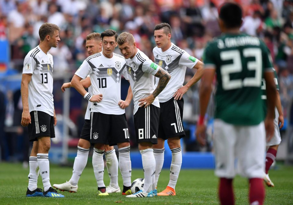World Cup 2018: Can the Wounded Tigers Germany will be able to turn back?