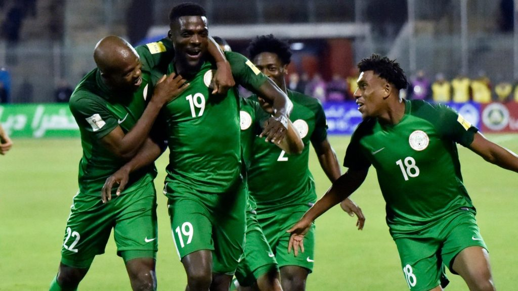 World Cup 2018 Nigeria
