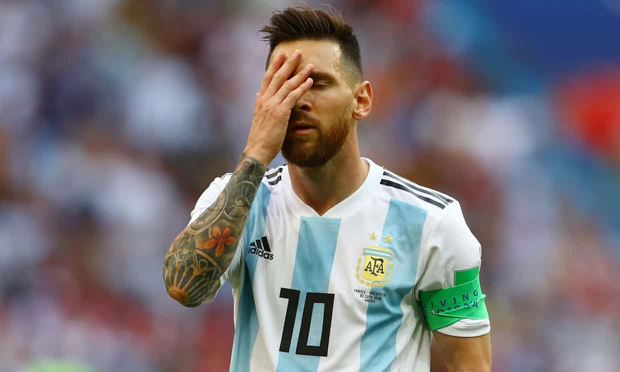 World Cup 2018: 19-Year-Old Boy Sends Argentina Back Home ...