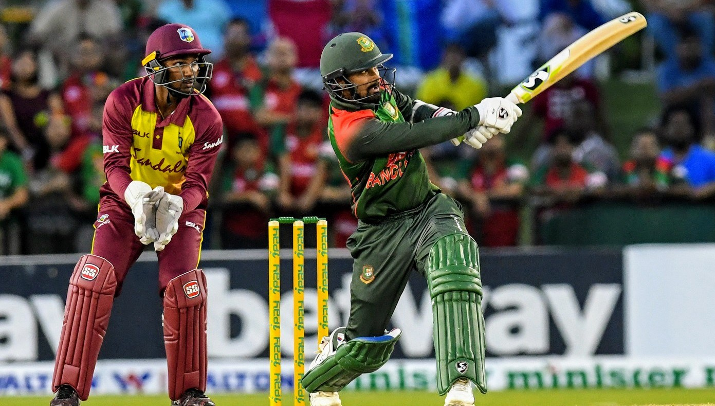 Bangladesh Won the T20 Series by defeating the World T20 champions