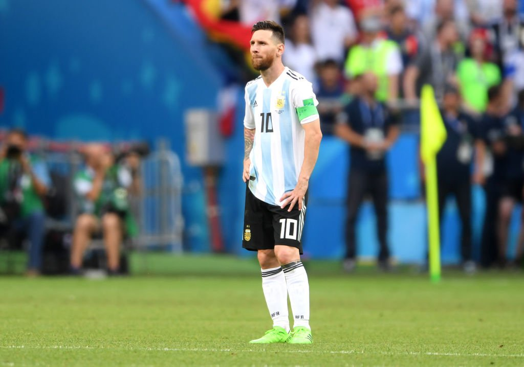 Messi's retirement issue: Is it the end for Magician Messi in Argentine jersey?