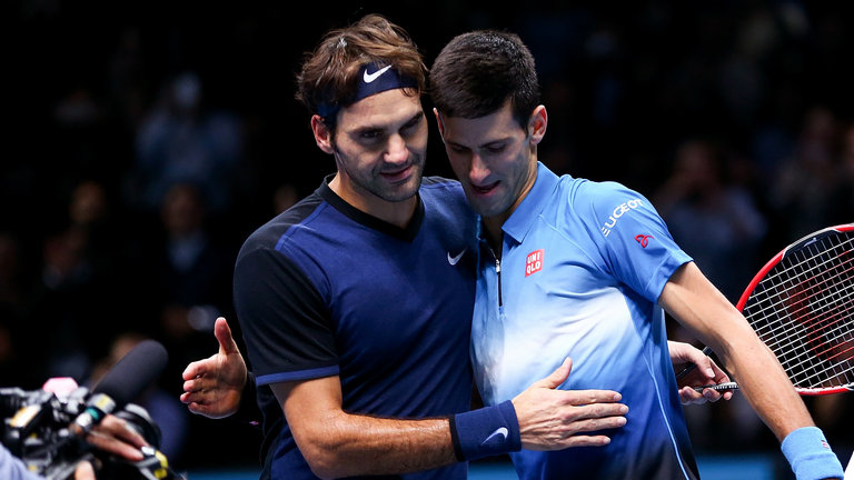 Djokovic makes history by defeating Federer in the Cincinnati Masters Final