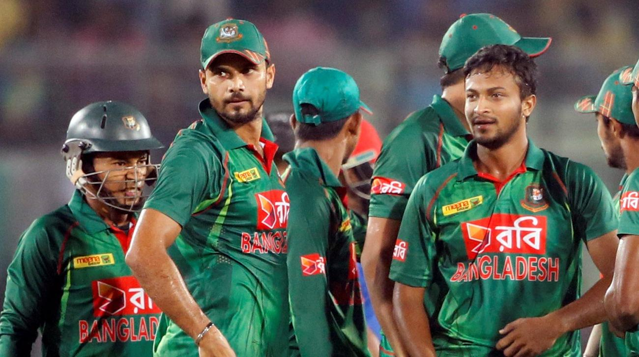 BCB has Announced Bangladesh's 31-men Preliminary Squad for Asia Cup