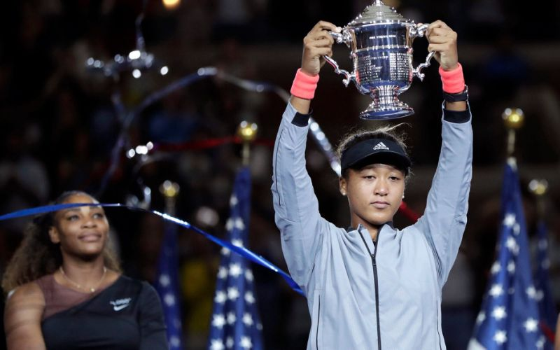 US Open 2018: Naomi won her Maiden Grand Slam by beating Her Idol in the Final