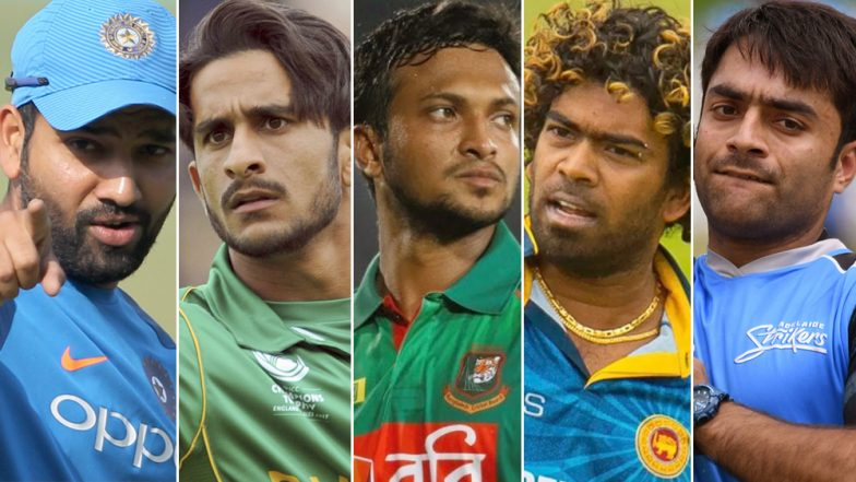 Asia Cup 2018: the Final Fixture and the Final Squad of each Six Teams