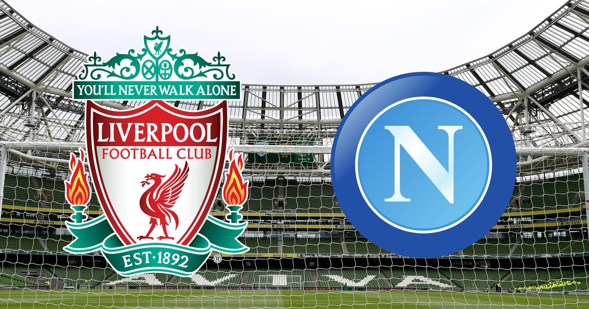 UEFA Champions League 2018 19 Liverpool Vs Napoli Match
