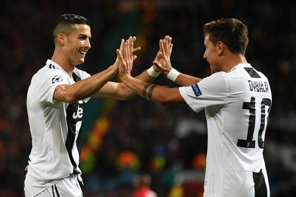 Champions League: Ronaldo VS Manchester United, Achilles on Troy side