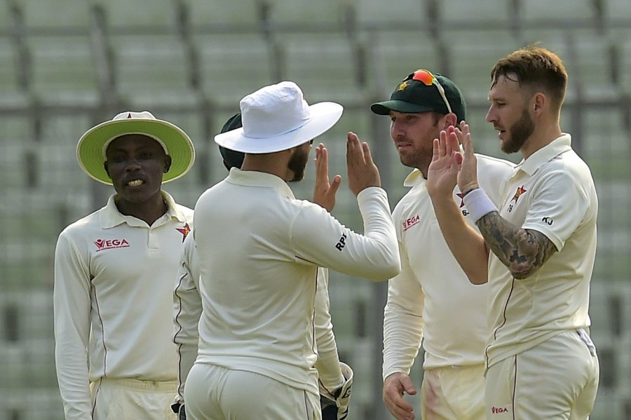 An Estimation of Bangladesh vs Zimbabwe Test series