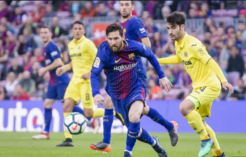 La Liga: Barcelona vs Villarreal match Preview and Lineups