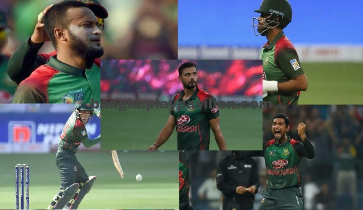 Mirpur is ready for Mashrafe's final and Famous Five's 100th appearance