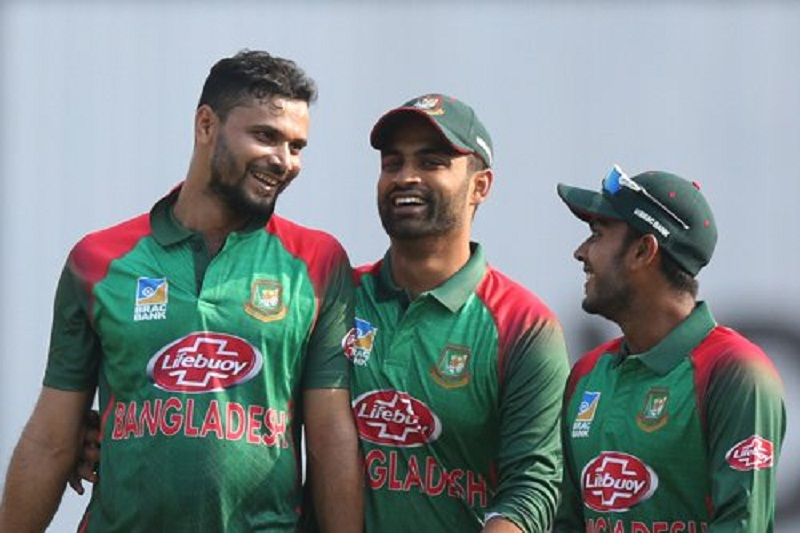Summary of Bangladesh-West Indies ODI series