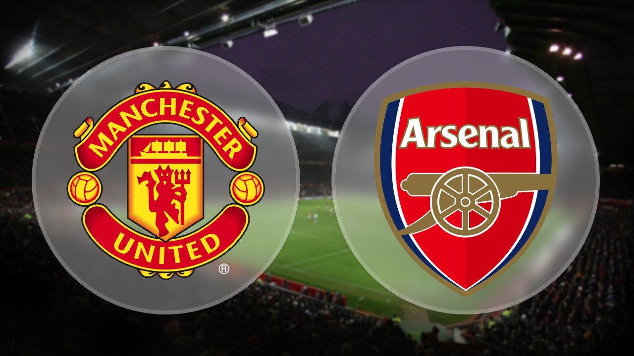 English Primer League: Man U vs Arsenal match Preview and Lineups