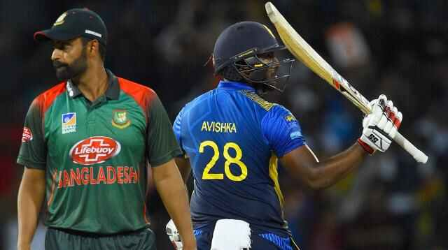 Sri Lanka Clinched the Series, Bangladesh is in front of Another Whitewash