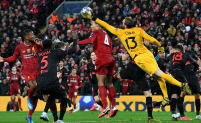 Liverpool Knocked Out of Champions league by Atletico madrid